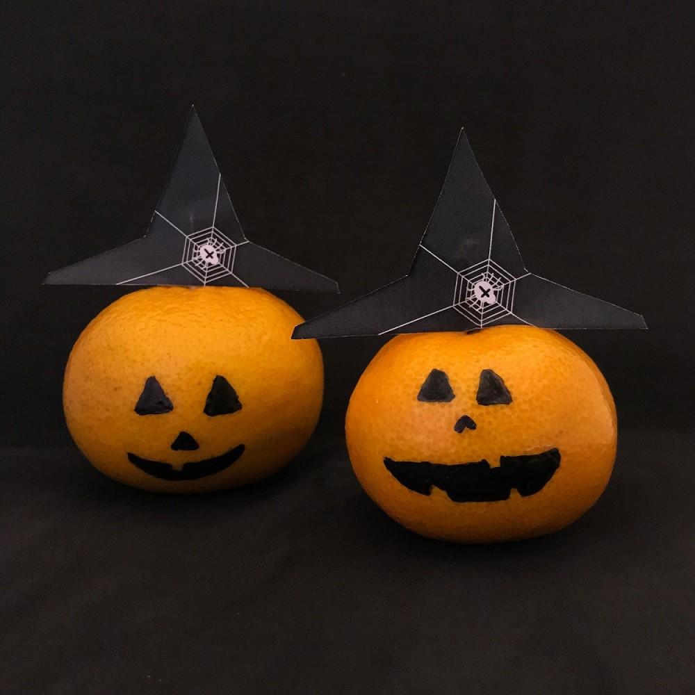 Halloween Traktatie.Leuke En Gezonde Traktaties Voor Halloween Met Groenten En Fruit Veggipedia
